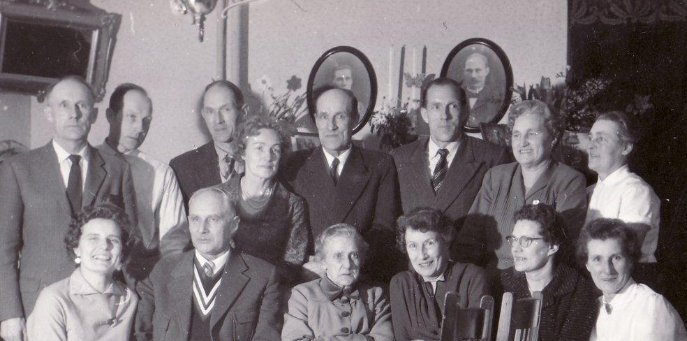 Syskonen 1960