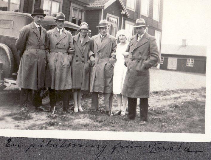 Återbesök 1929