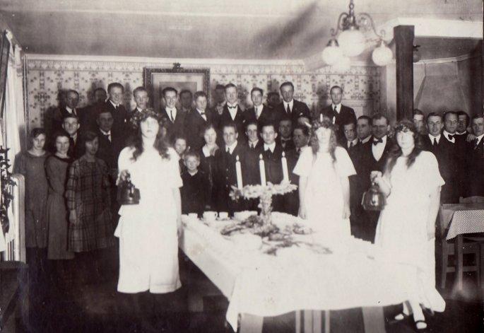 Lussefirande 1926