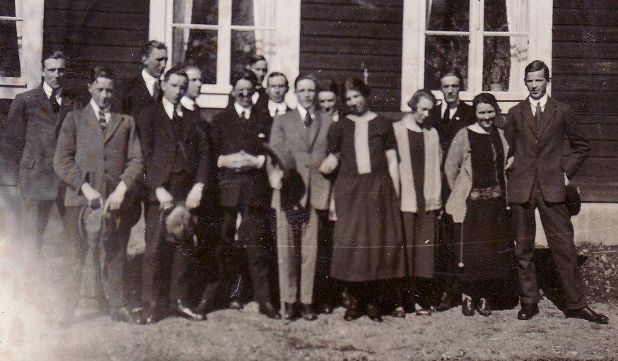 Torsta lantmannaskola 1926